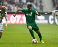 Video: Borussia M gladbach vs Augsburg