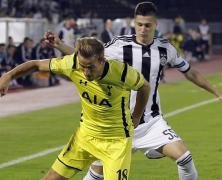 Video: Partizan vs Tottenham Hotspur
