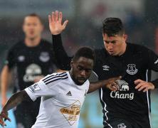 Video: Swansea City vs Everton