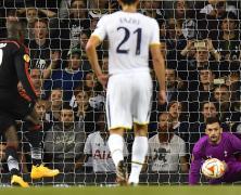 Video: Tottenham Hotspur vs Beşiktaş