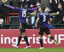 Video: Bristol City vs West Ham United