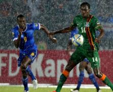 Video: Cape Verde Islands vs Zambia