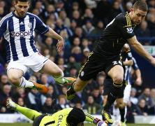 Video: West Bromwich vs Chelsea