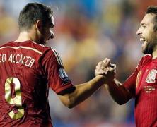 Video: Tây Ban Nha vs FYR Macedonia