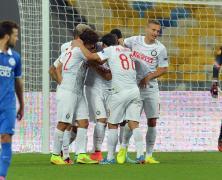 Video: Dnipro Dnipropetrovsk vs Inter Milan