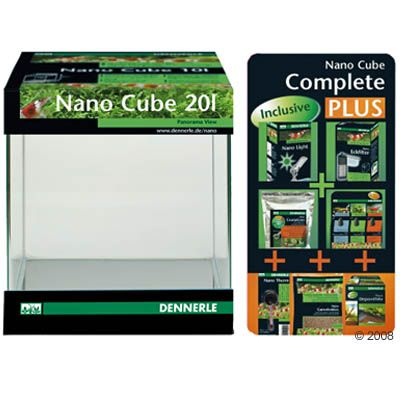 99841 dennerle nanocube 20 1 Aquarium   Beginnerssets