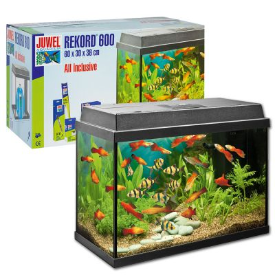 99425 juwel rekord600 1 6 Aquarium   Beginnerssets