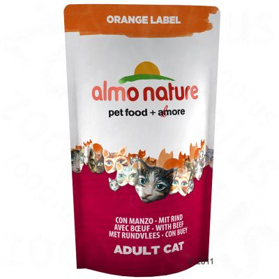 239049 almonature orange tro rind 8 Kattenvoeding   Droog   Zooplus