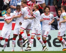 Video: Cologne vs Darmstadt 98