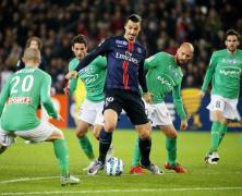 Video: PSG vs Saint-Etienne