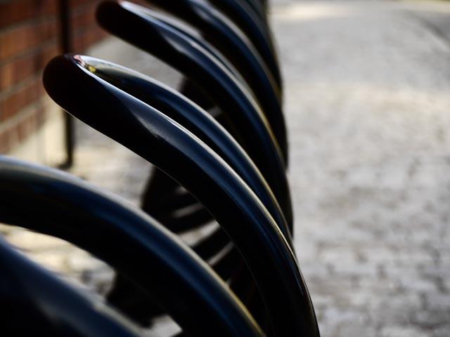 cykelställ.foto: BelleBlue©Photo 2013