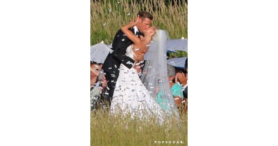Julianne Hough Wedding Pictures | POPSUGAR Celebrity Photo 10