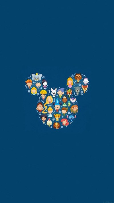 Disney Characters | Disney iPhone Wallpapers | POPSUGAR Tech Photo 5