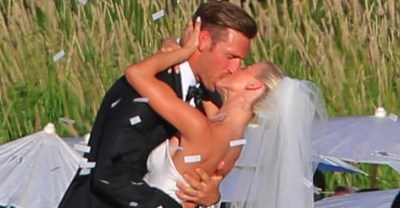 Julianne Hough Wedding Pictures | POPSUGAR Celebrity