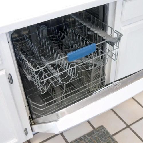 Medium Of Mold In Dishwasher