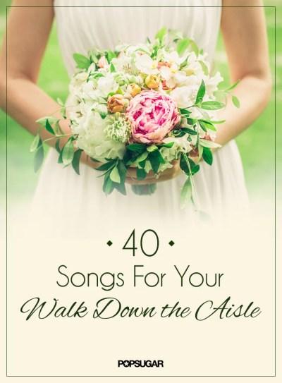 Wedding Processional Song Ideas   Wedding Music: 50 ...