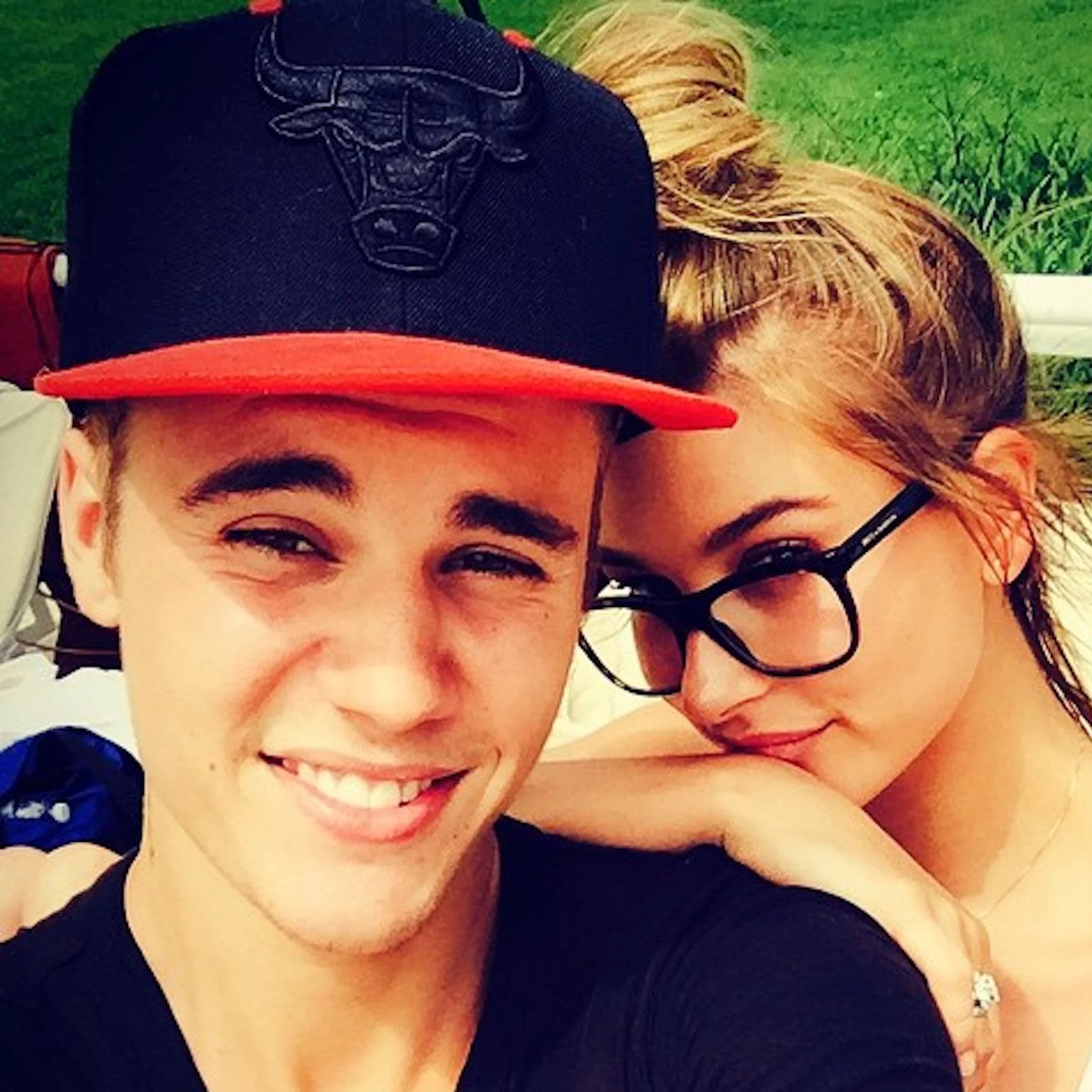 Justin Bieber and Hailey Baldwin s Cutest Pictures   POPSUGAR Celebrity
