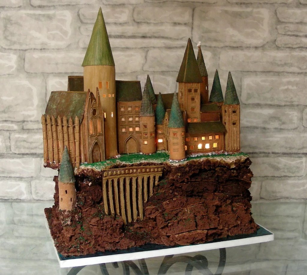 Cordial Harry Potter Gingerbread House Ideas Harry Potter Gingerbread House Ideas Popsugar Tech Gingerbread House Ideas Graham Crackers Gingerbread House Ideas Martha Stewart ideas Gingerbread House Ideas