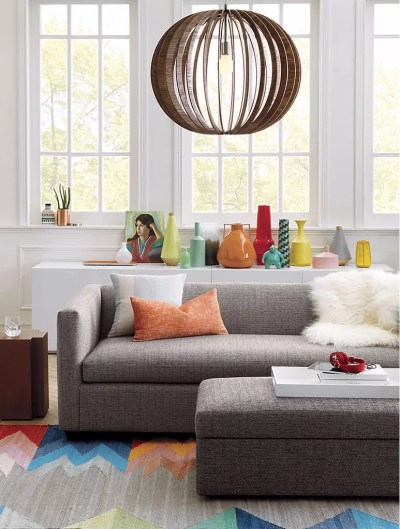 Small Space Living Products From CB2 | POPSUGAR Home