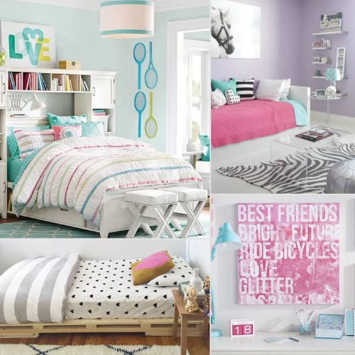 Medium Of Girl Bedroom Ideas
