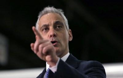 He Fired Garry McCarthy, His Top Cop. Is Chicago Mayor Rahm Emanuel Next? - NBC News