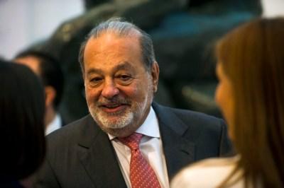 Meet Donald Trump's New Target: Mexican Billionaire Carlos Slim - NBC News