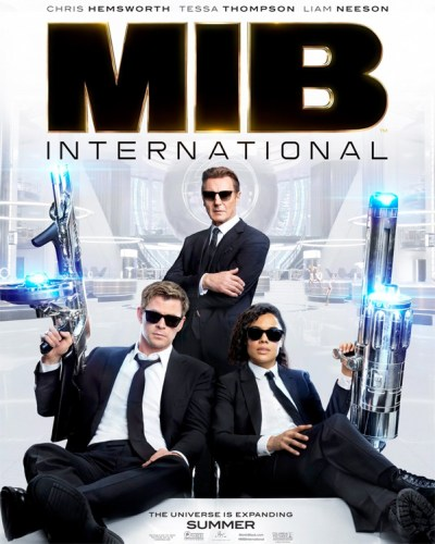 First Trailers for F. Gary Gray's New 'Men in Black ...