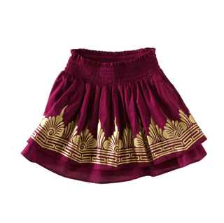Golden temple skirt
