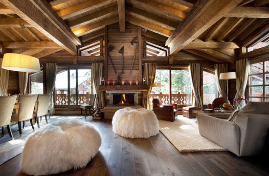 French chalet-style