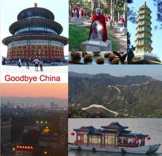 Farewell to China