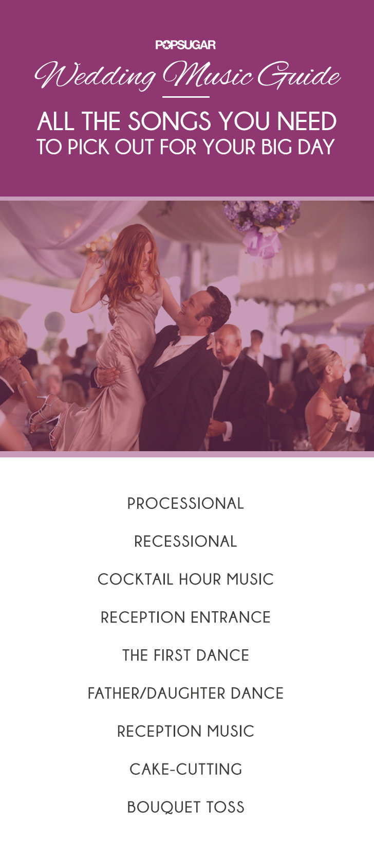Mutable Wedding Music Guide Popsugar Middle East Celebrity Entertainment Wedding Processional Songs 2018 Wedding Processional Songs Piano wedding Wedding Processional Songs