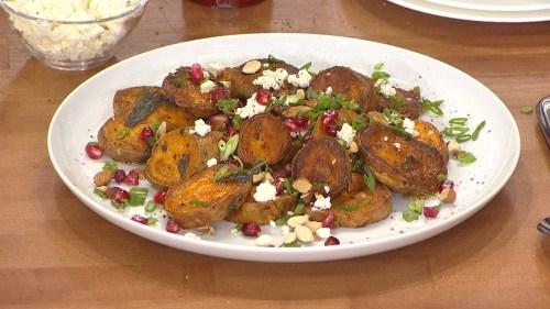 Medium Of Potato Side Dishes