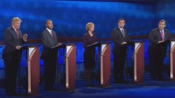 Small Of Who Won The Debate Tonight