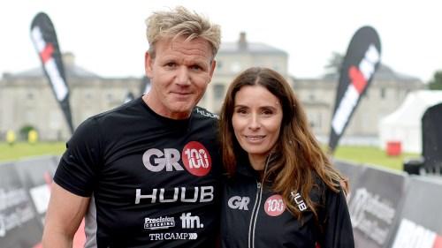Medium Of Gordon Ramsay Wife