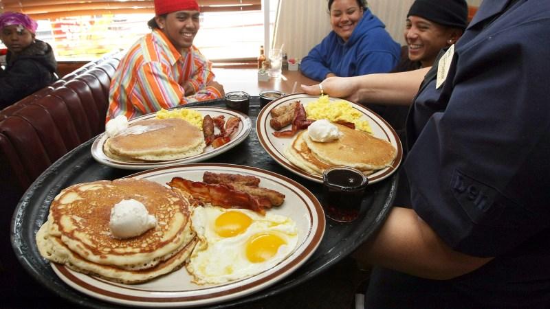 Large Of Grand Slam Breakfast