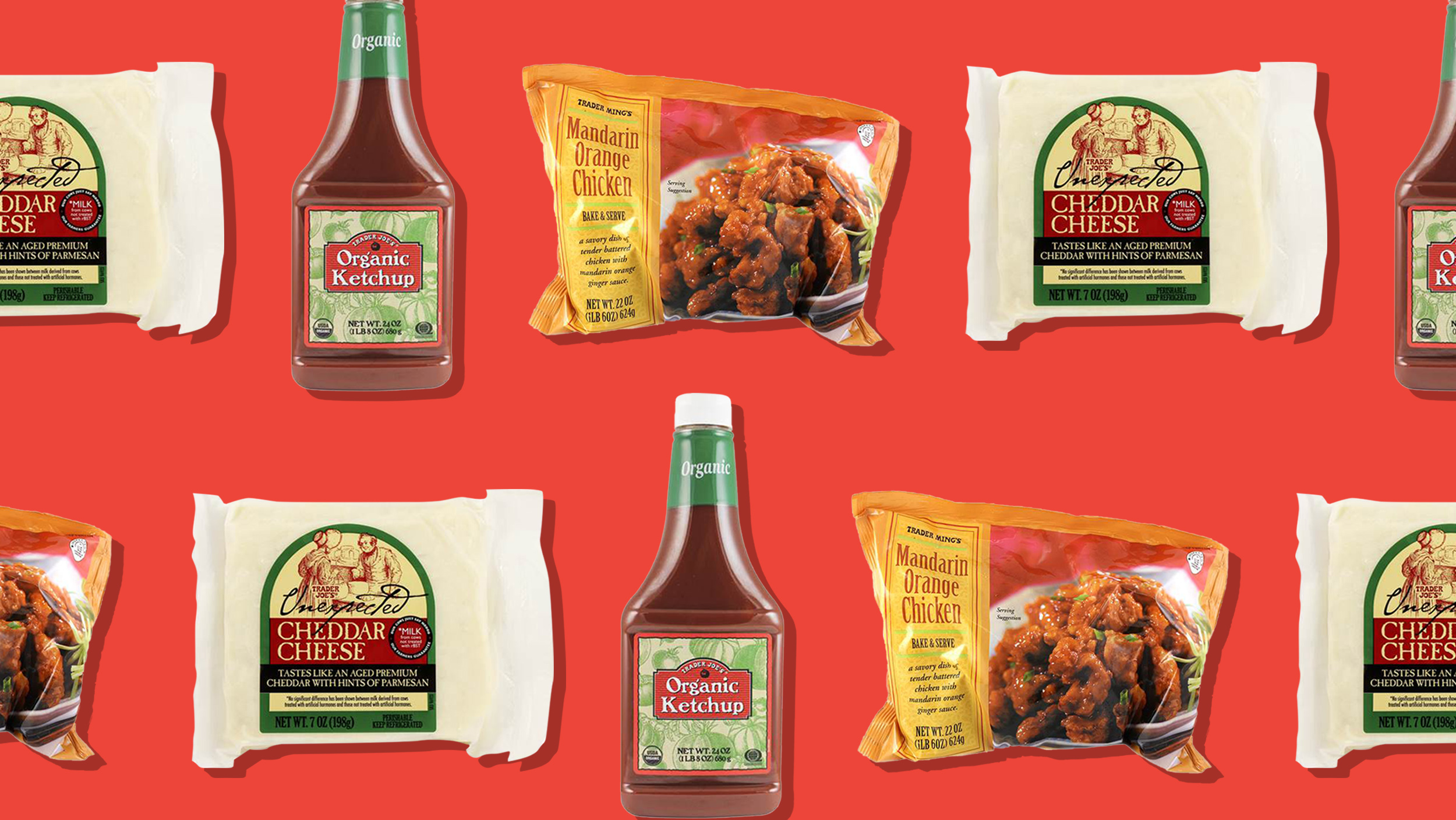 Incredible Se Are Most Beloved Foods At Trader According To Shoppers Trader Joe S Orange Ken Cost Trader Joe S Orange Ken Reddit nice food Trader Joes Orange Chicken