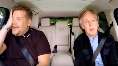 James Corden's 'Carpool Karaoke' with Paul McCartney is the most emotional yet - TODAY.com