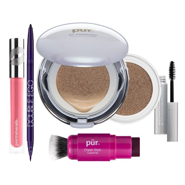 PUR Cosmetics seen on Deals and Steals Today Show