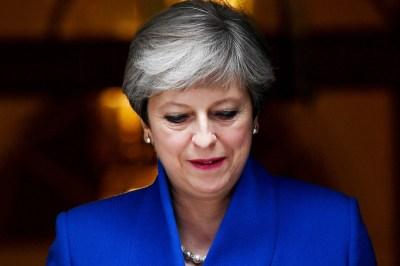 U.K. Election: British PM Theresa May Under Pressure After Shock Vote - NBC News