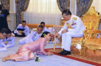 Thailand's king surprises with royal wedding ahead of ...