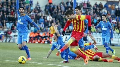 Getafe CF - FC Barcelona: One step from quarter-finals | FC Barcelona