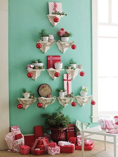 shelf tree