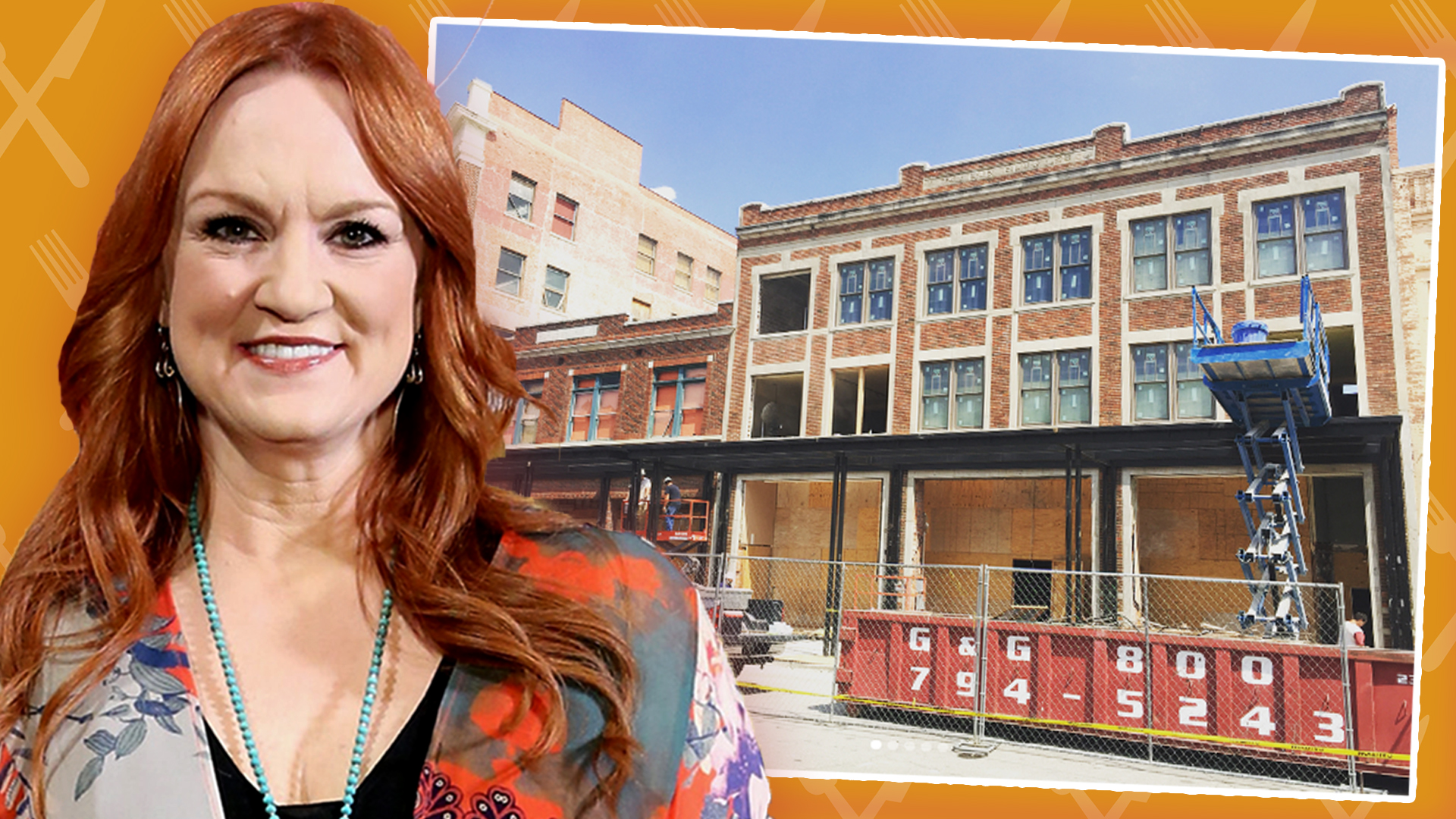 Witching Ree Drummond Opening Hotel Oklahoma Pioneer Ree Drummond Opening Hotel Oklahoma Ree Drummond Ranch Ken Ree Drummond Ranch House nice food Ree Drummond Ranch