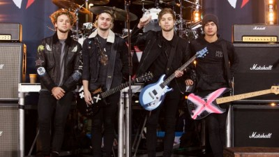 5 Seconds of Summer 'Sounds Good Feels Good' on the TODAY plaza - TODAY.com