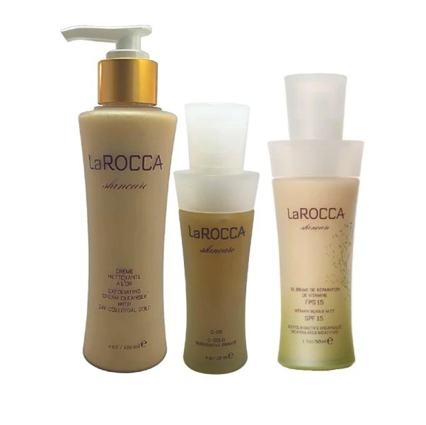 LaROCCA skincare seen on Jill's Steals and Deals today