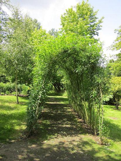 Leeds Castle - gardens
