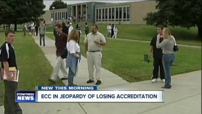 Erie Community College warned that it's at risk of losing accreditation - WKBW.com Buffalo, NY