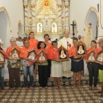 Coordenadores de vários grupos do Apostolado do Oratório