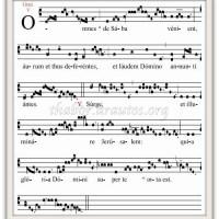 Omnes de Saba: um gregoriano para o dia de Reis