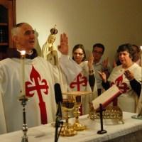 Visita do Padre Ricardo Basso EP a Vitória - parte 1